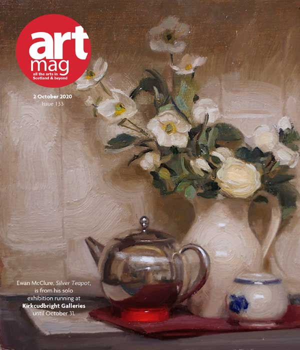 Artmag 133 Cover