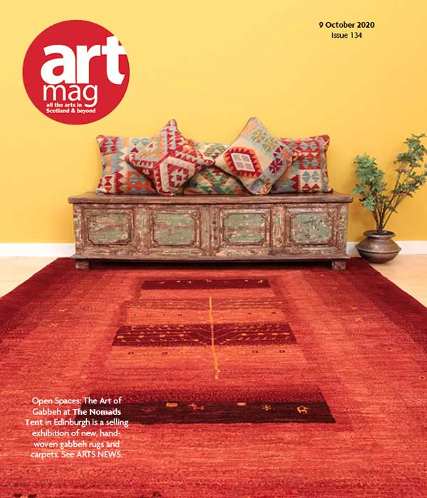 Artmag 134 Cover