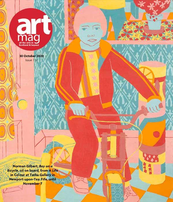 Artmag 137 Cover