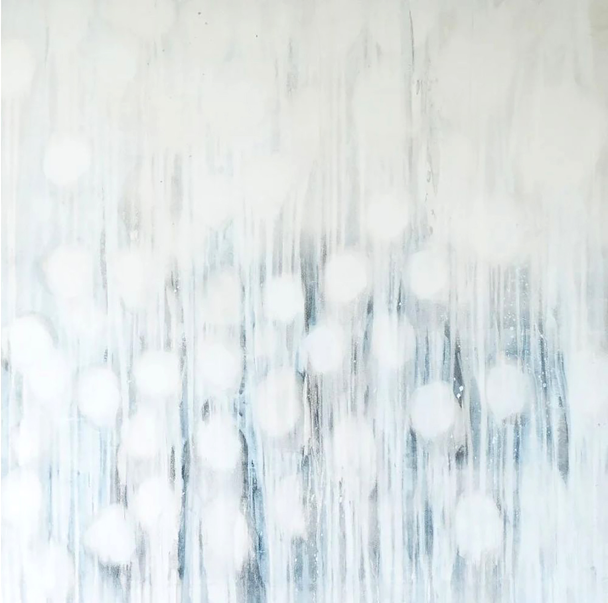 Helen Booth, 'Frozen Water'
