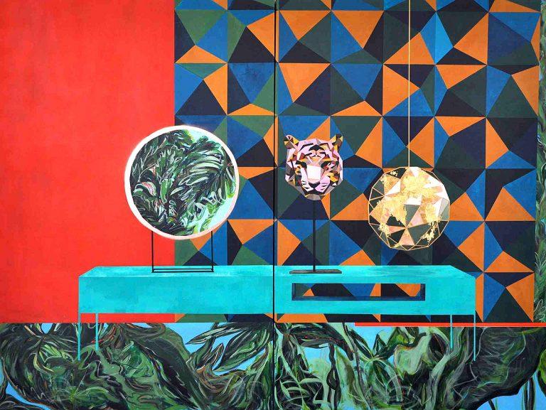 Yelena Visemirska, 'Tiger's Head', lot 305.