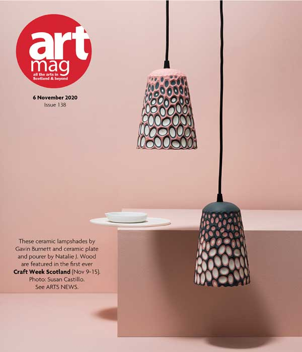 Artmag 138 Cover