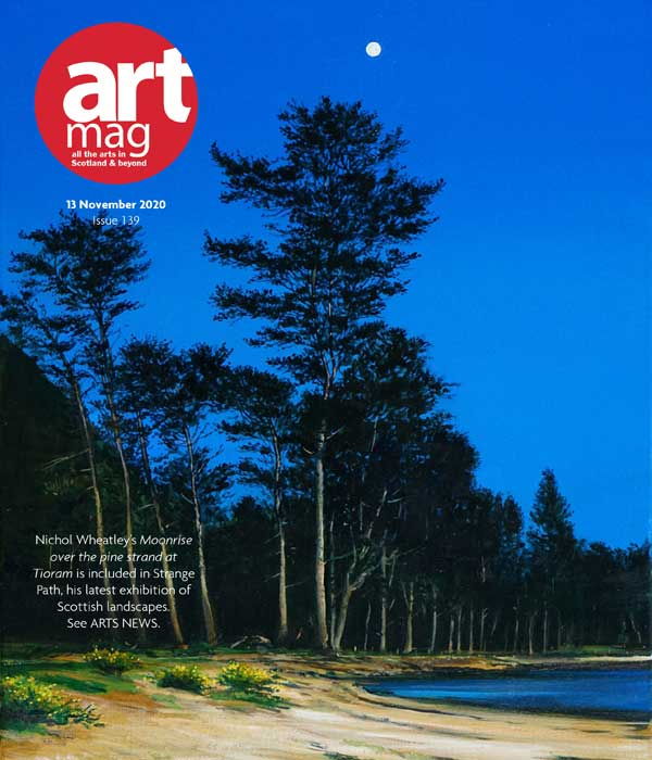 Artmag 139 Cover