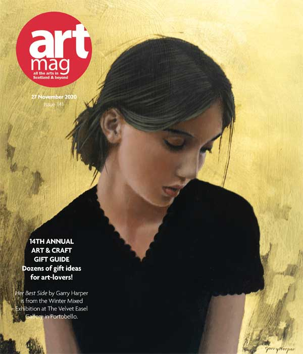 Artmag 141 Cover