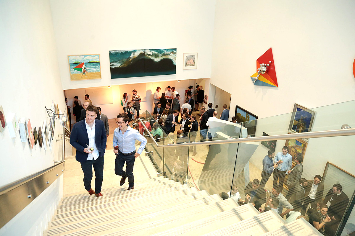 The Annual Exhibition at the Royal Hibernian Academy is the largest and longest running open submission exhibition in Ireland.