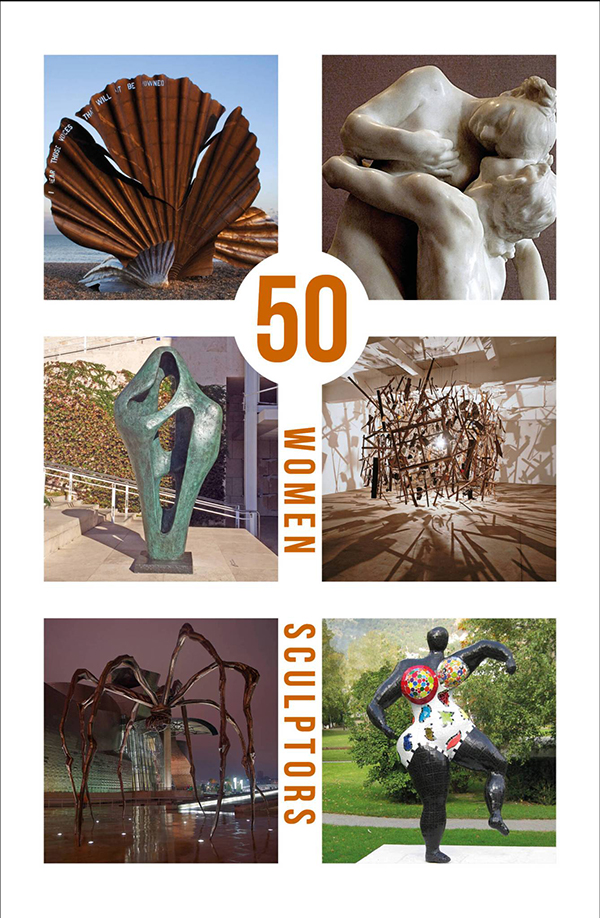 Cover, 50 Women Sculptors