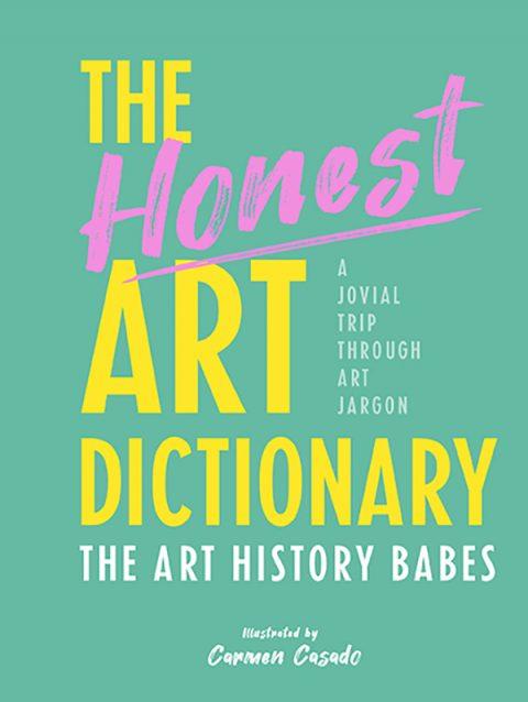 Cover The Honest Art Dictionary