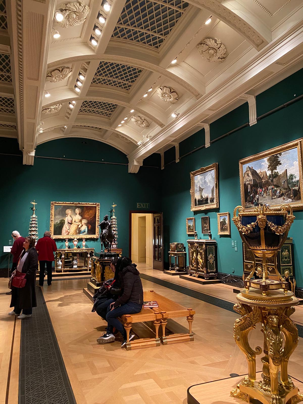 George IV: Art & Spectacle is currently showing at The Queen's Gallery.