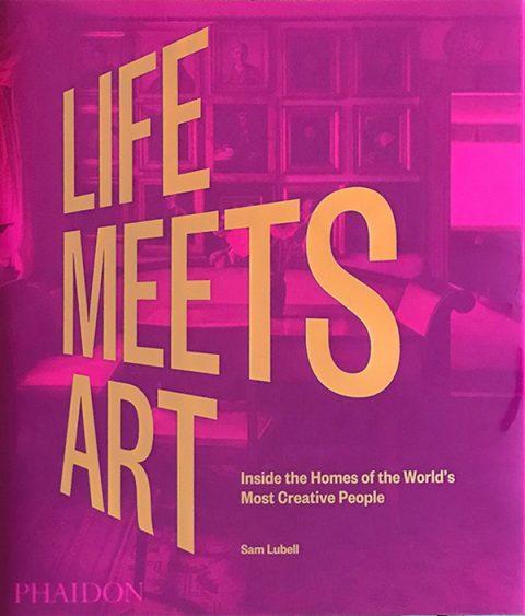 Cover, Life Meets Art