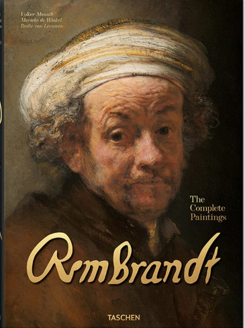 Cover of Rembrandt - The Complete Paintings