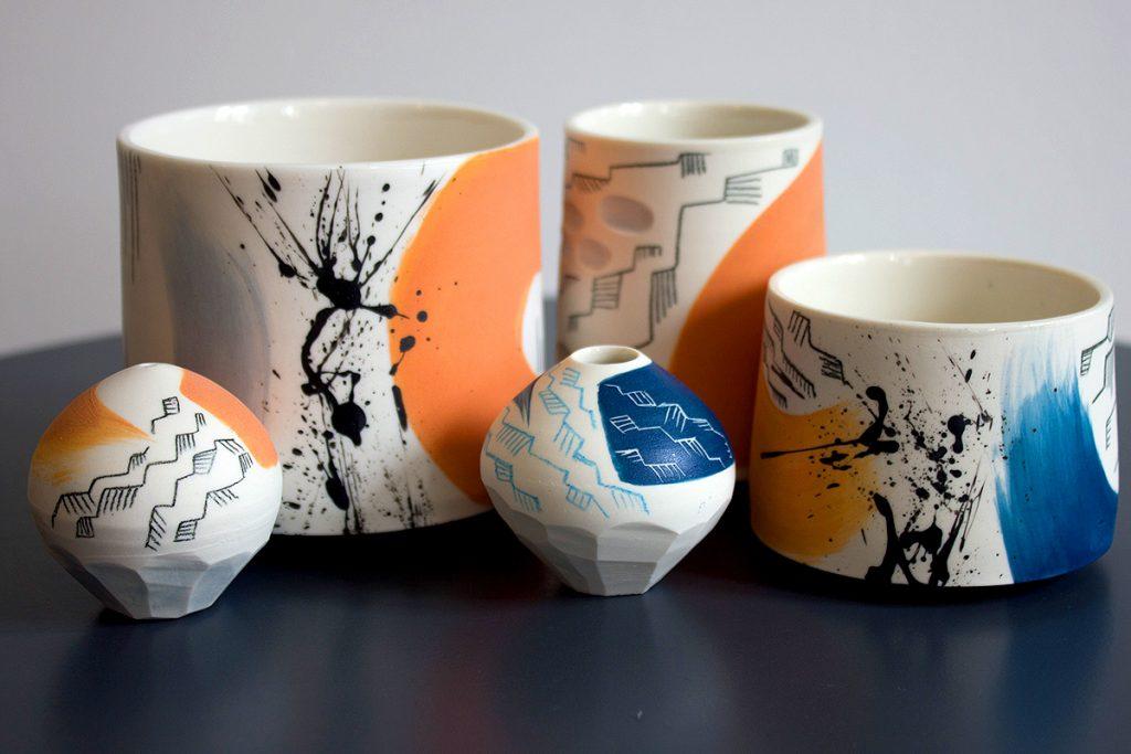 Sarah Koetsier, Ceramics