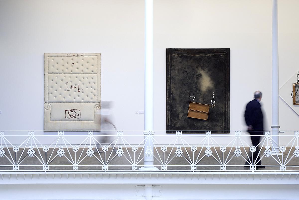 Fundació Antoni Tàpies © Lluís Bover 2014 © Fundació Antoni Tàpies 2014