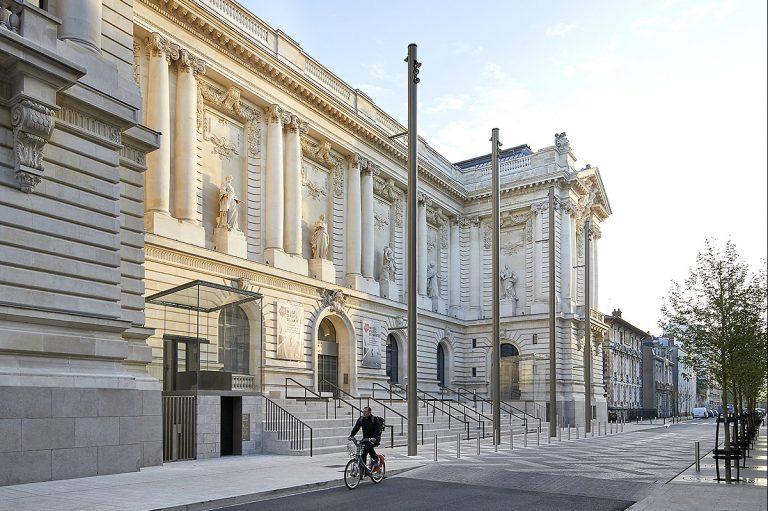 The Musee d'Arts de Nantes