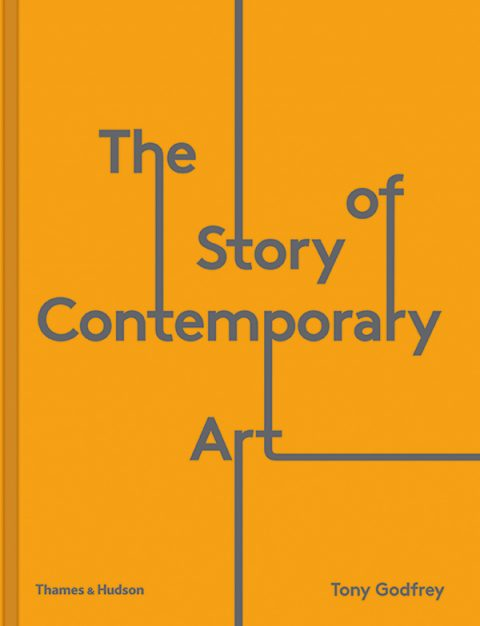 Cover, The Story of Contemporary Art