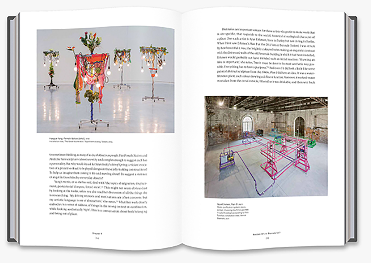 Inside pages, The Story of Contemporary Art