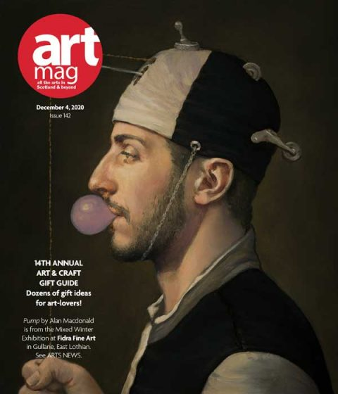 Artmag 142 Cover