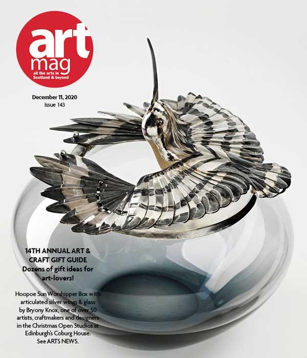 Artmag 143 Cover