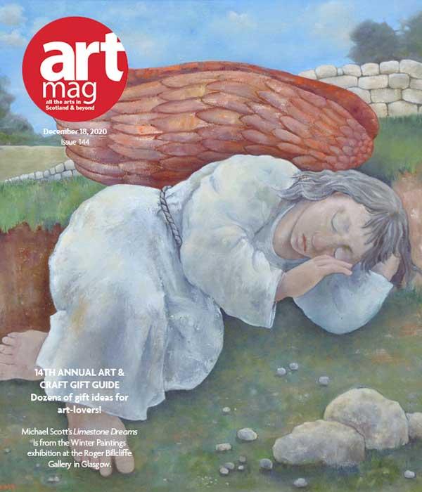 Artmag 144 Cover