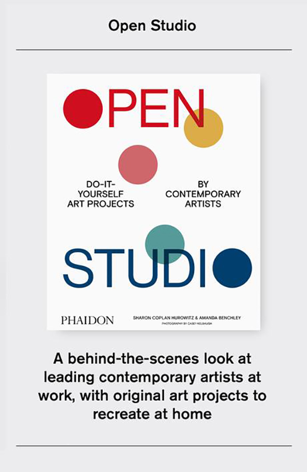 Cover, Open Studio