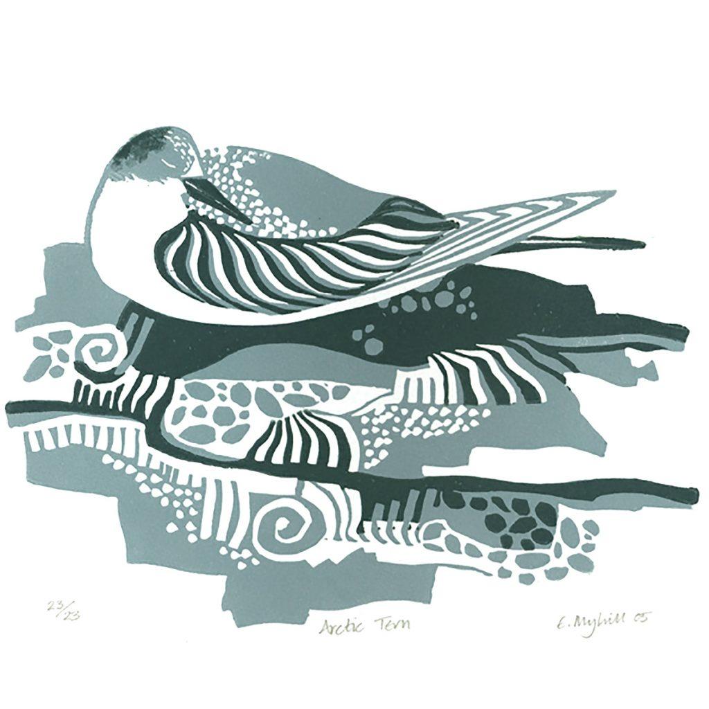Liz Myhill, 'Arctic Tern'