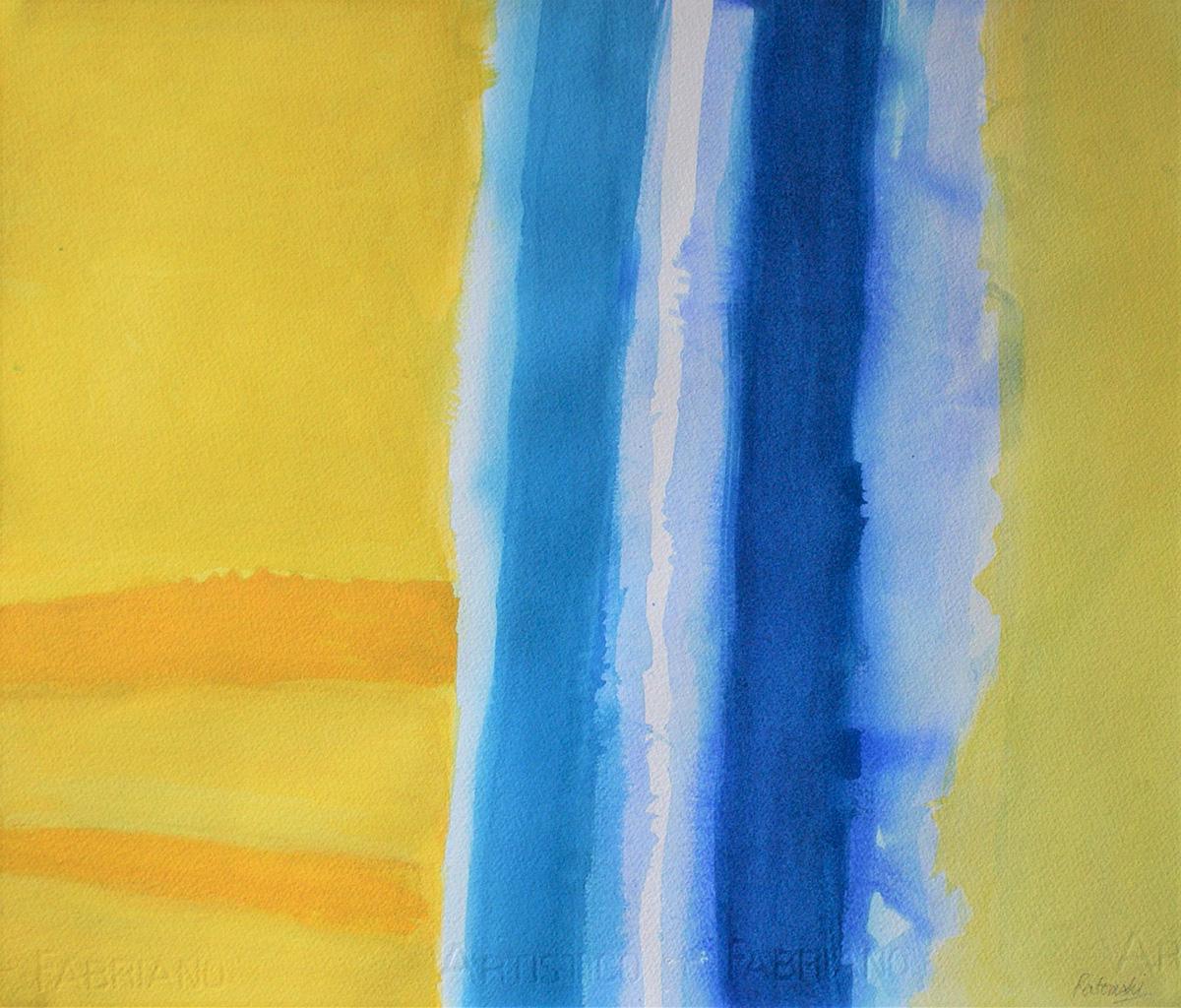 Stephen Ratomski, 'Venice Moment', watercolour