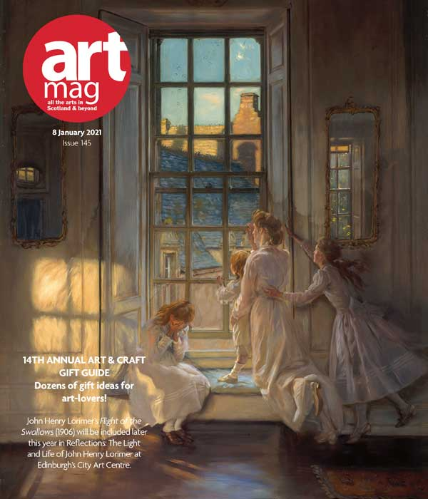 Artmag 145 Cover