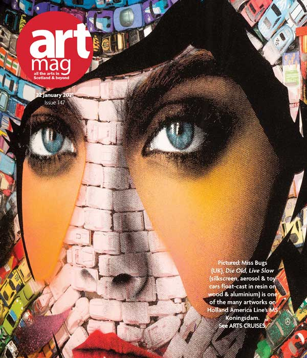 Artmag 147 Cover