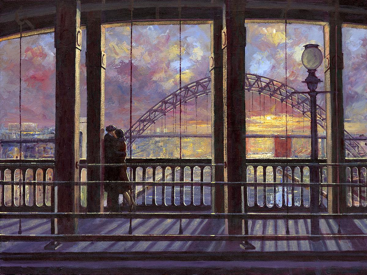 Alexander Millar, 'Stay With Me Till Dawn'