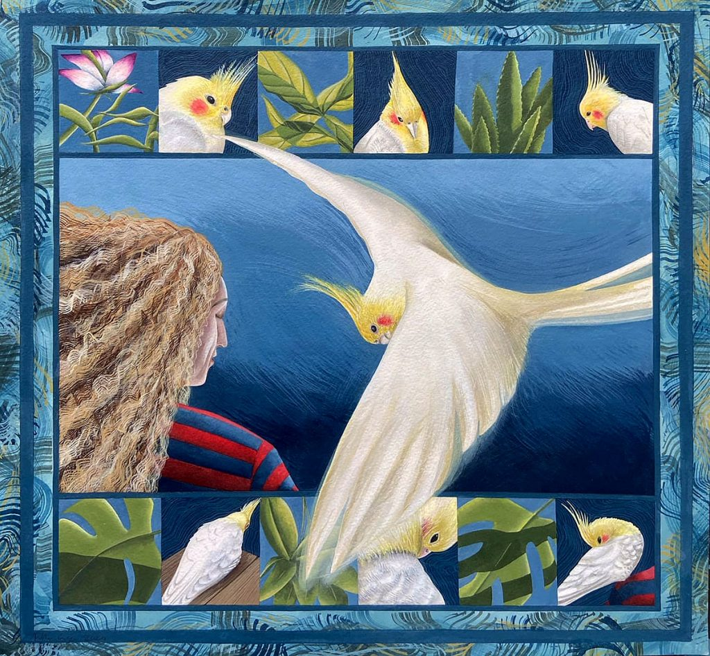 Anthea Gage 'Graceful Flight'