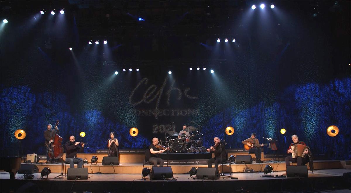 Celtic Connections, Transatlantic Sessions: Glasgow band, Glasgow Royal Concert Hall