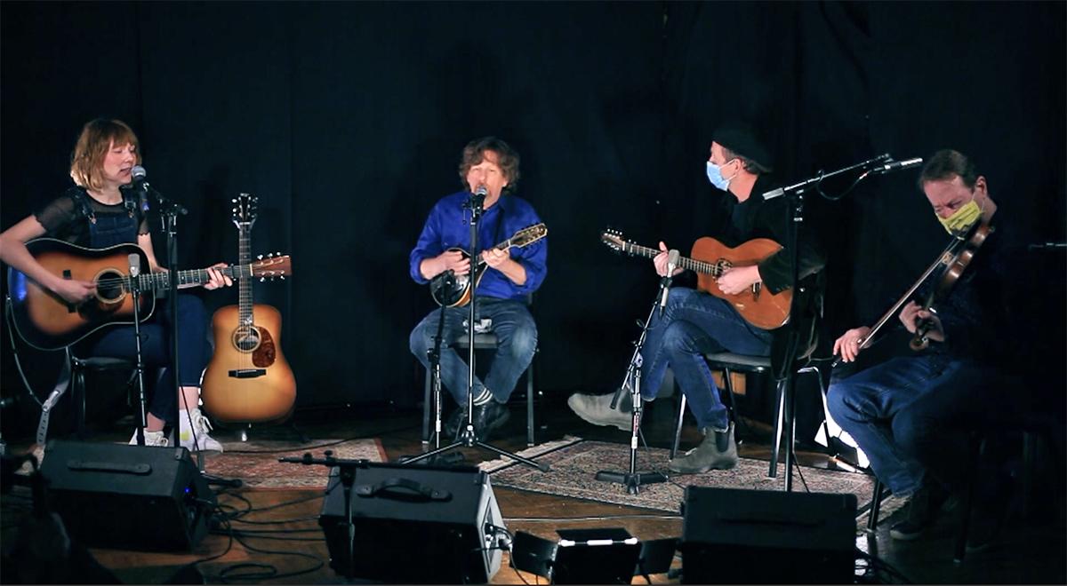 Celtic Connections, Transatlantic Sessions: Nashville band featuring Molly Tuttle, Compass Records Studio