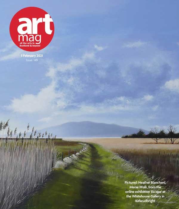 Artmag 148 Cover