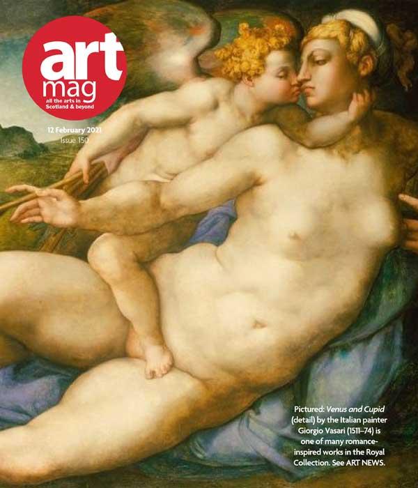 Artmag 150 Cover