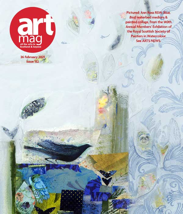 Artmag 152 Cover