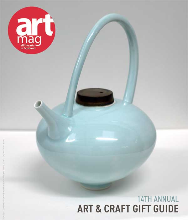 Artmag Gift Guide 2021-1 Cover