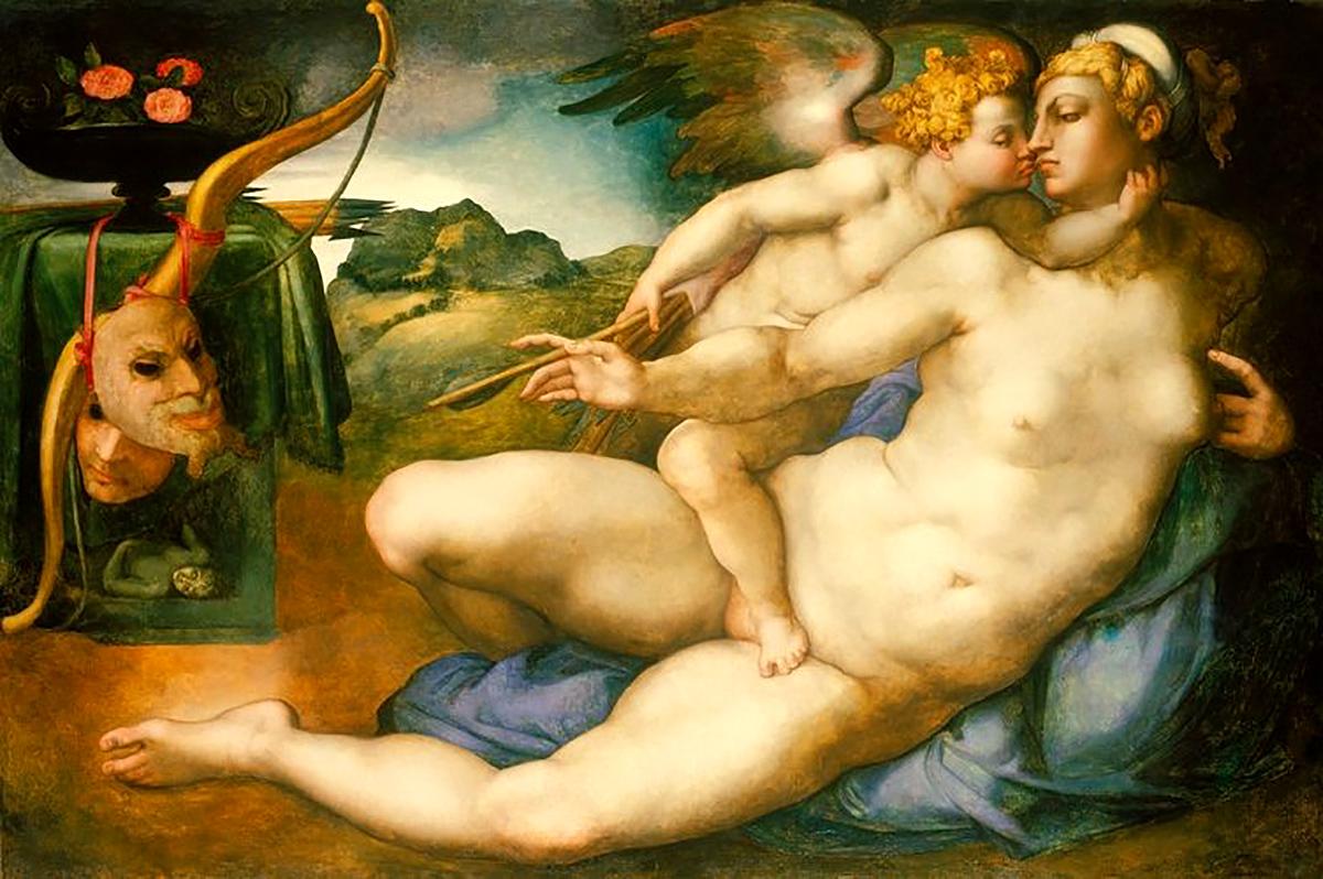 Giorgio Vasari, 'Venus and Cupid'