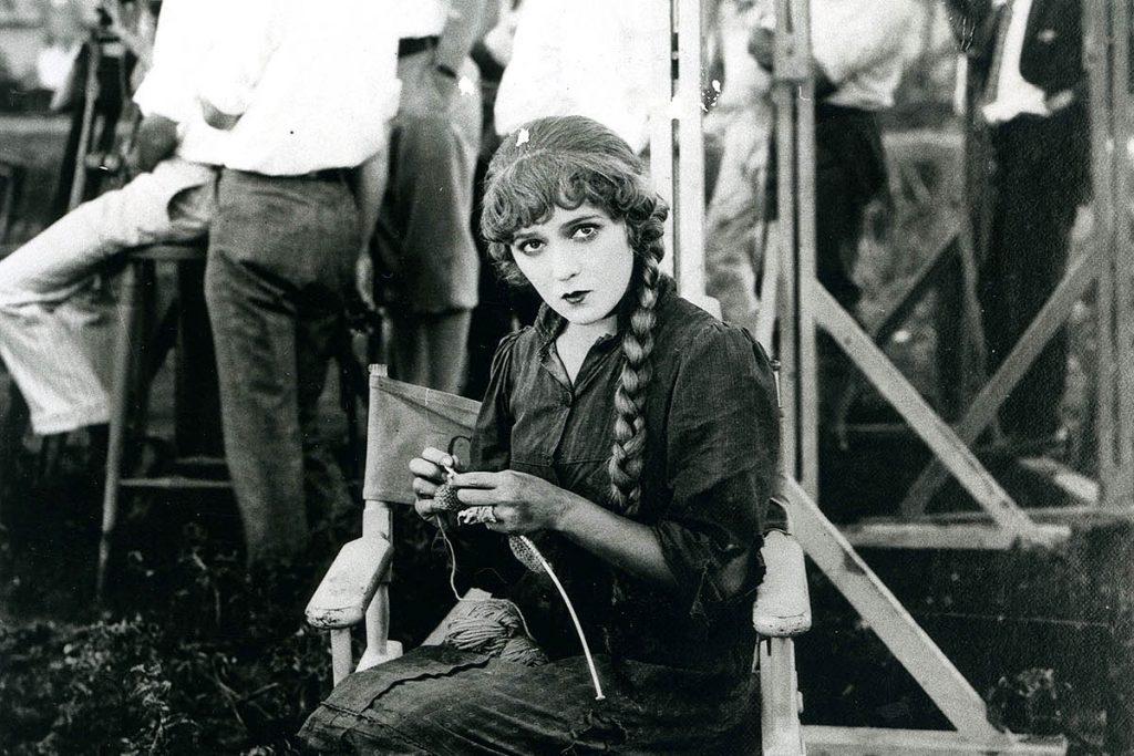 Mary Pickford in Sparrows (1926) photo courtesy Mary Pickford Foundation