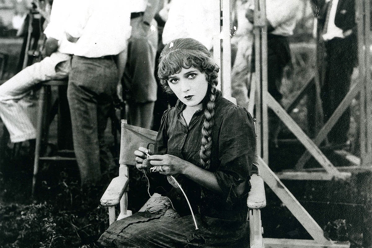 Mary Pickford in Sparrows (1926) photo courtesy Mary Pickford Foundation