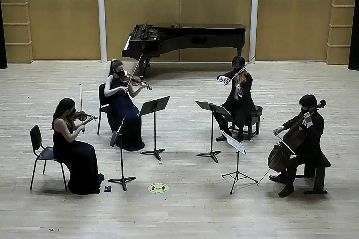 Resol Quartet, 2 Mar 2021
