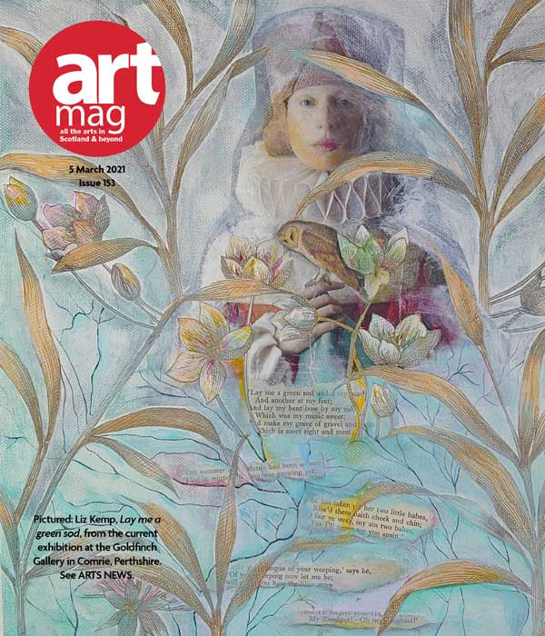 Artmag 153 Cover