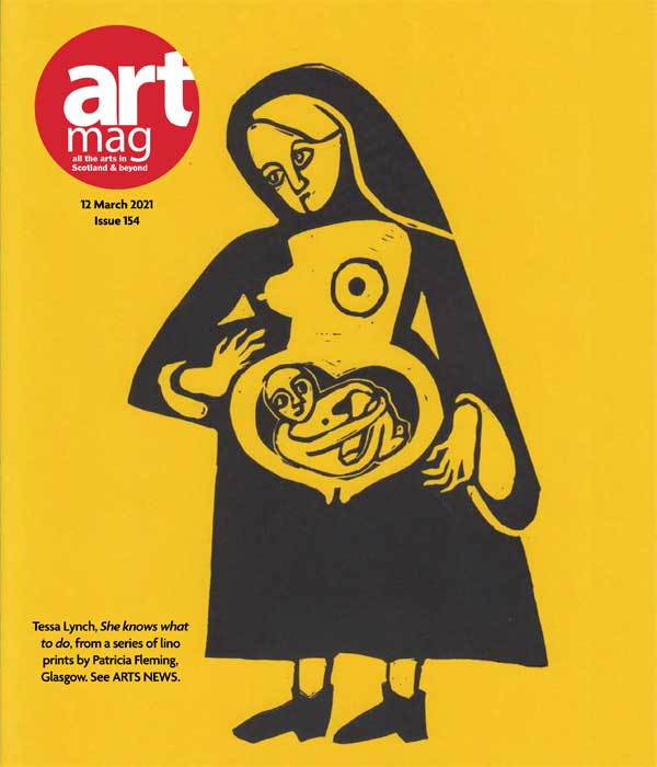 Artmag 154 Cover