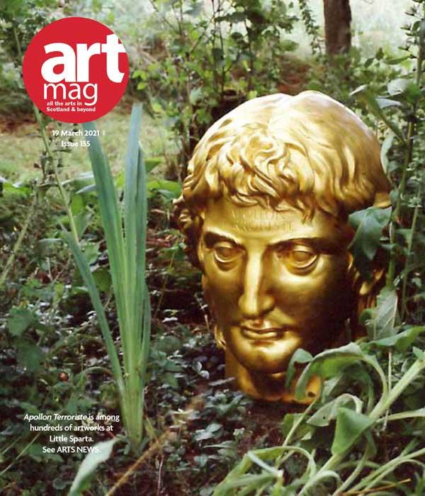 Artmag 155 Cover