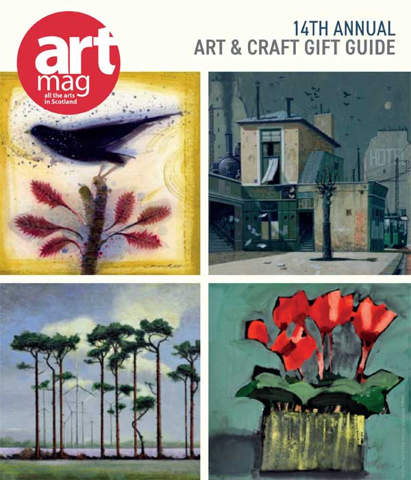 Artmag Gift Guide 2021-3 Cover