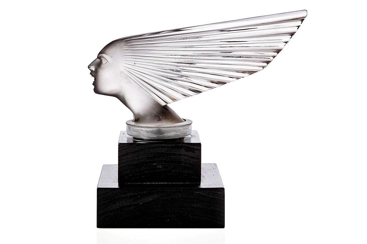 René Lalique, 'Victoire Car Mascot'