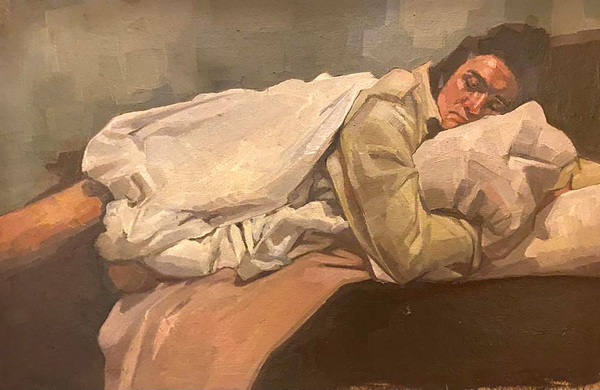Amy McLean, 'Rest'