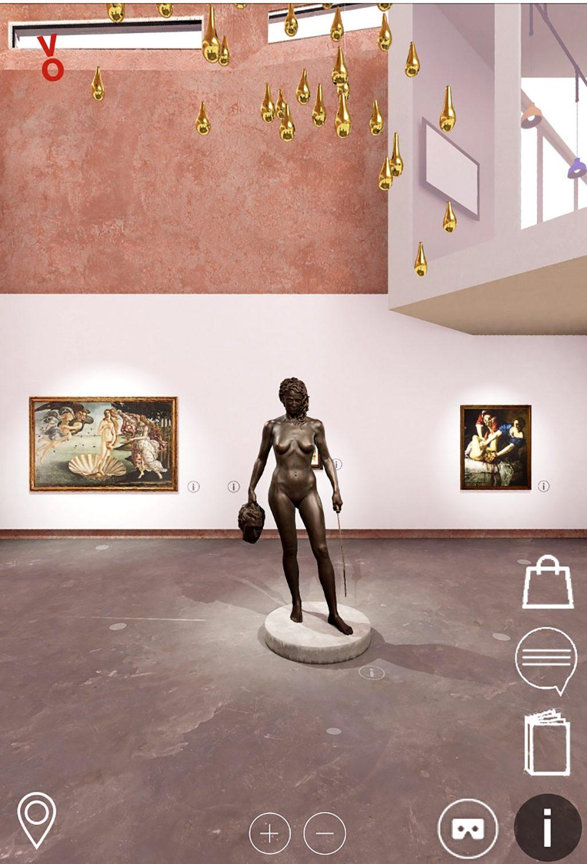 Garbati, Luciano, 'Medusa with the Head of Perseus' (2018) bronze