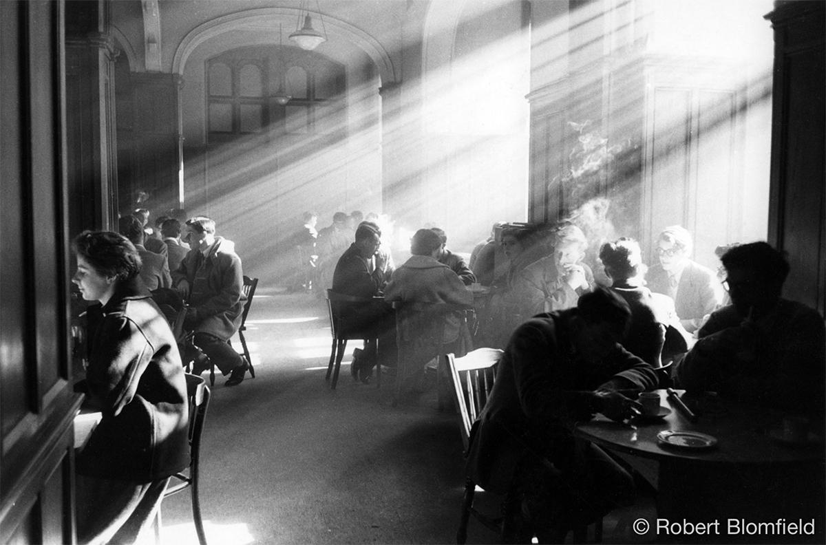 Robert Blomfield, 'Student Union University of Edinburgh', photograph
