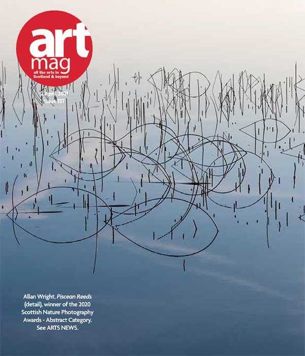 Artmag 157 Cover