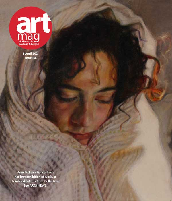 Artmag 158 Cover