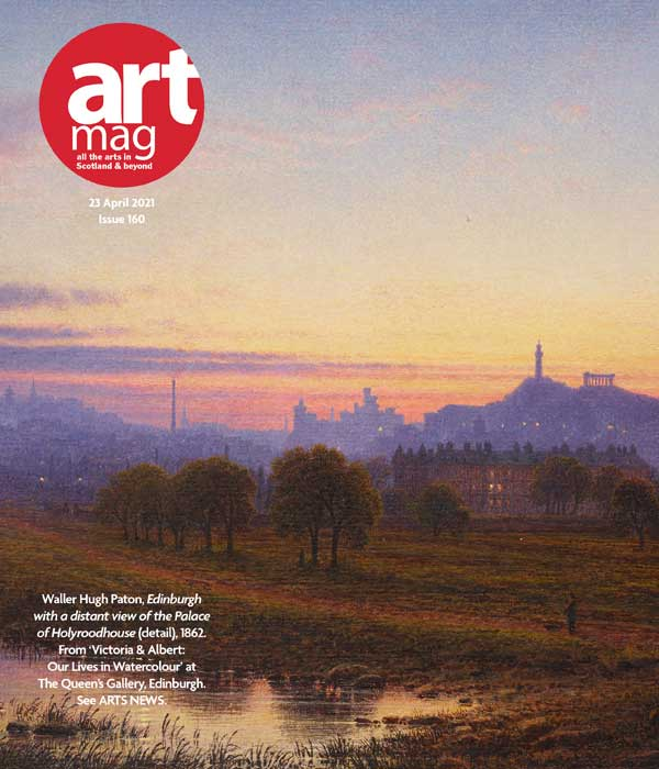Artmag 160 Cover